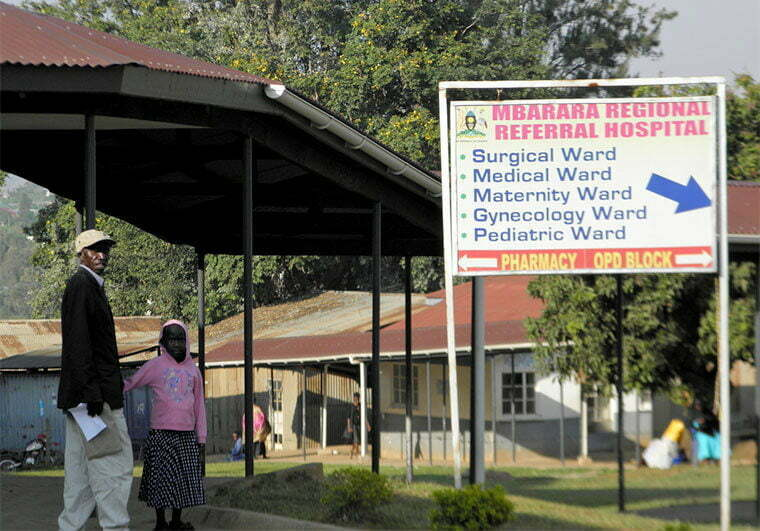 Mbarara Regional Referral Hospital
