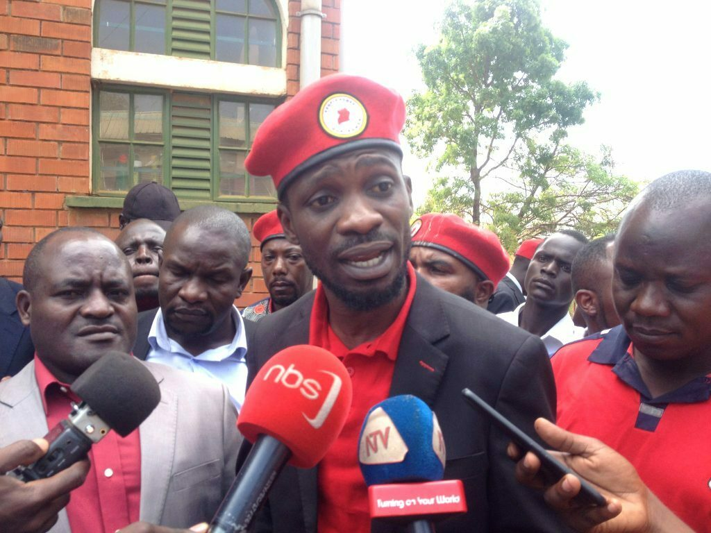 Bobi Wine demands confiscated wedding ring and two vehicles