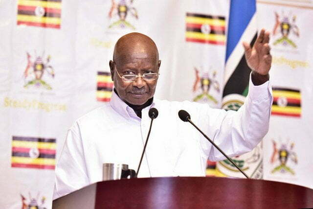 President Museveni's New Year 2019 message