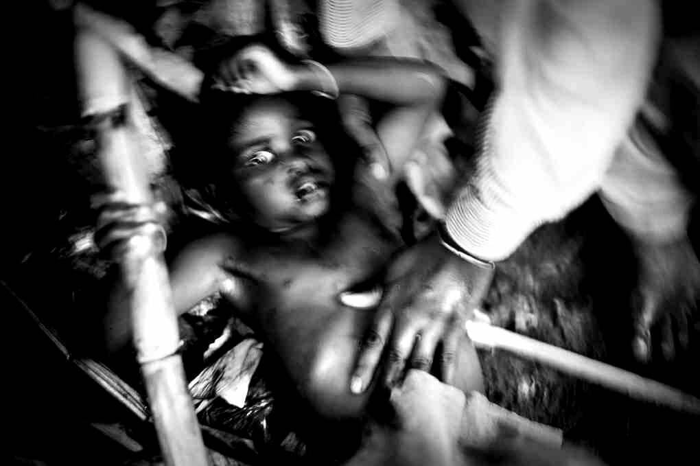 Child sacrifices in Uganda
