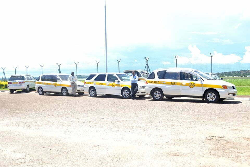 Entebbe International Airport Taxis