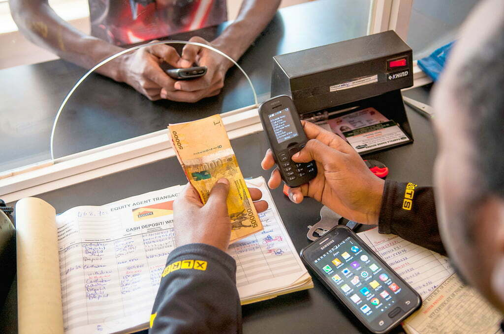 The road towards financial inclusion in Africa