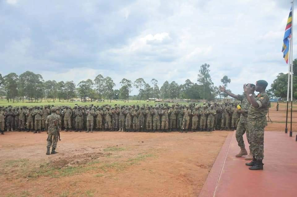 UPDF deployment to Somalia