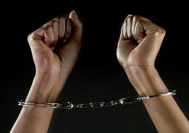 woman-in-handcuffs