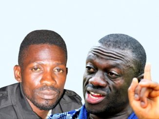 FDC unmoved by poll placing Bobi Wine ahead of Kizza Besigye