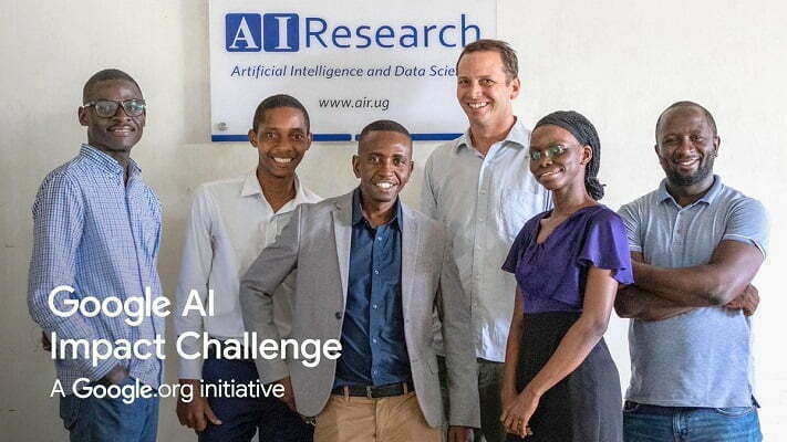 Makerere AI project AirQo wins Shs4.9bn grant from Google