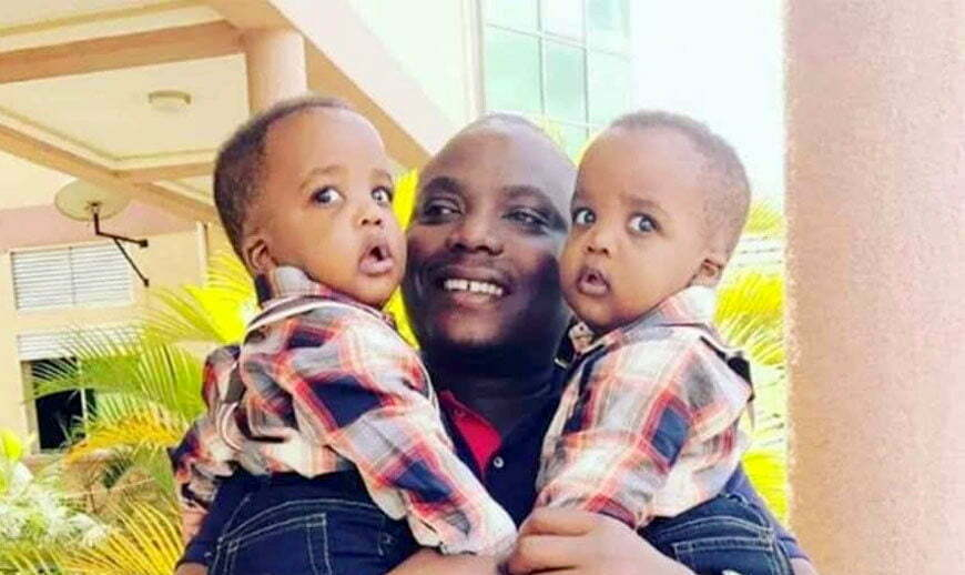 Minister Kibuule's twins drown in home swimming pool