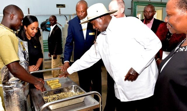 Uganda exported gold worth Shs 1.3 trillion in March
