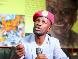 Events companies sue police for blocking Bobi Wine's concerts