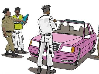 Uganda police gets UGX 8b in traffic fines