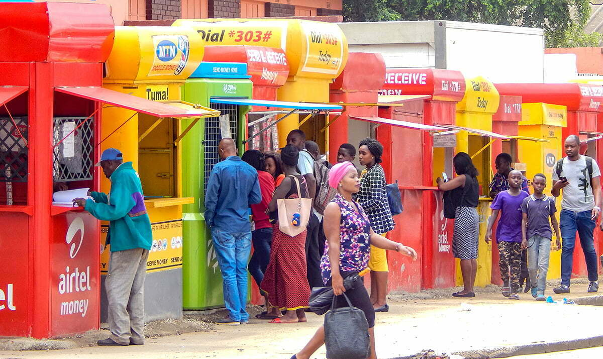 Mobile Money operators