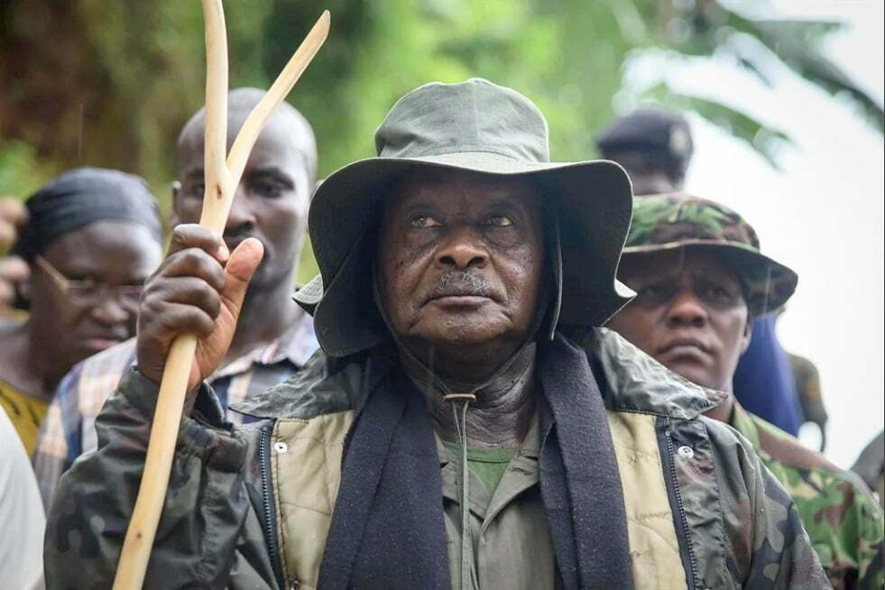 President Yoweri Museveni on gender equality