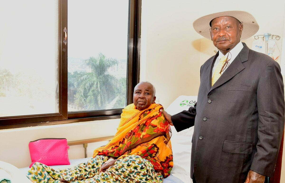 Rwenzururu Queen Mother Christine Biira Mukirania is dead