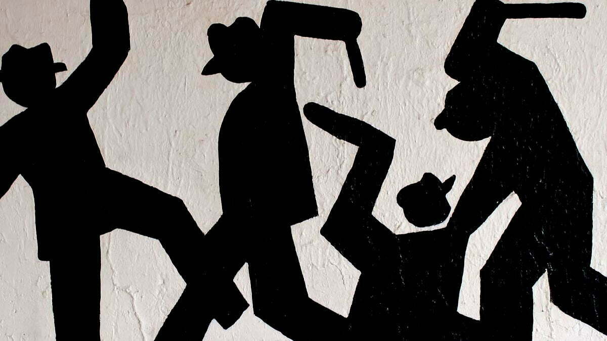 Two businessmen arrested for conniving with iron bar hitmen
