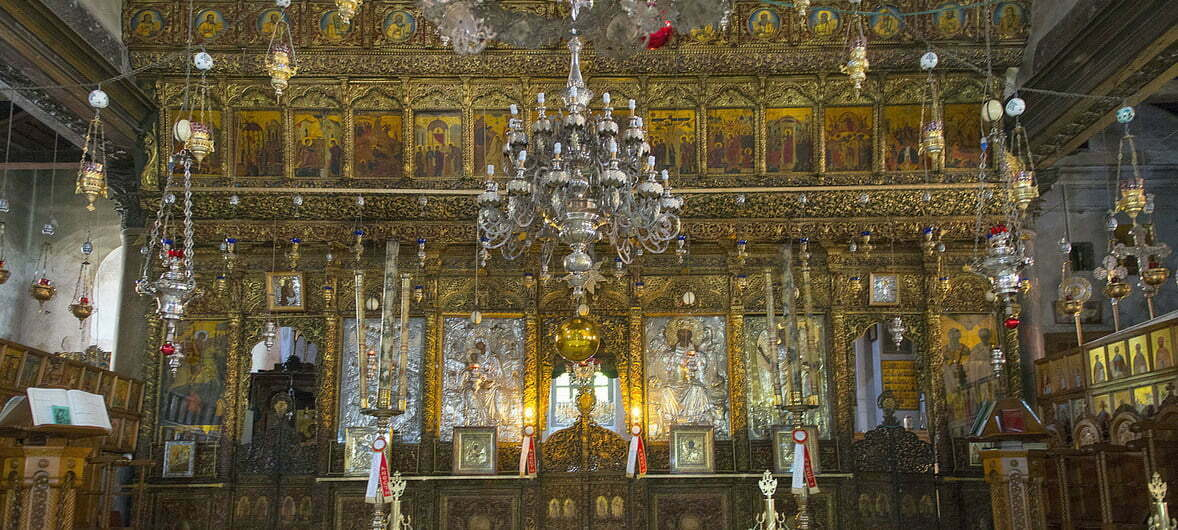 Birthplace of Jesus – Church of the Nativity and the Pilgrimage Route – Bethlehem