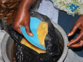 Cooking food in polythene bags persists in Uganda despite health hazards