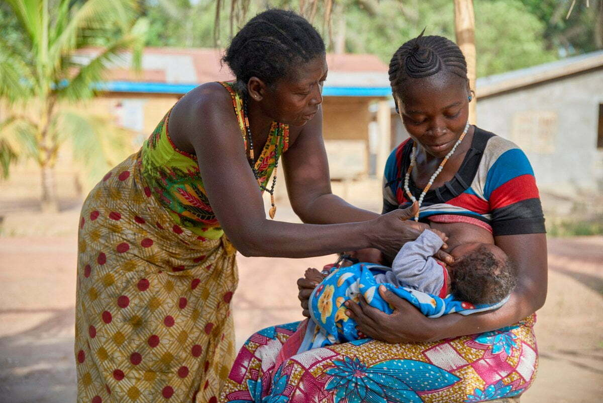 UNICEF endorses extra maternity leave for mothers in poor countries 3