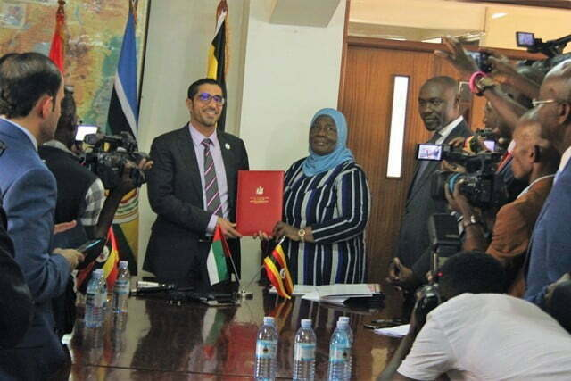 Uganda Signs MoU with UAE to Ease Labour Export 1