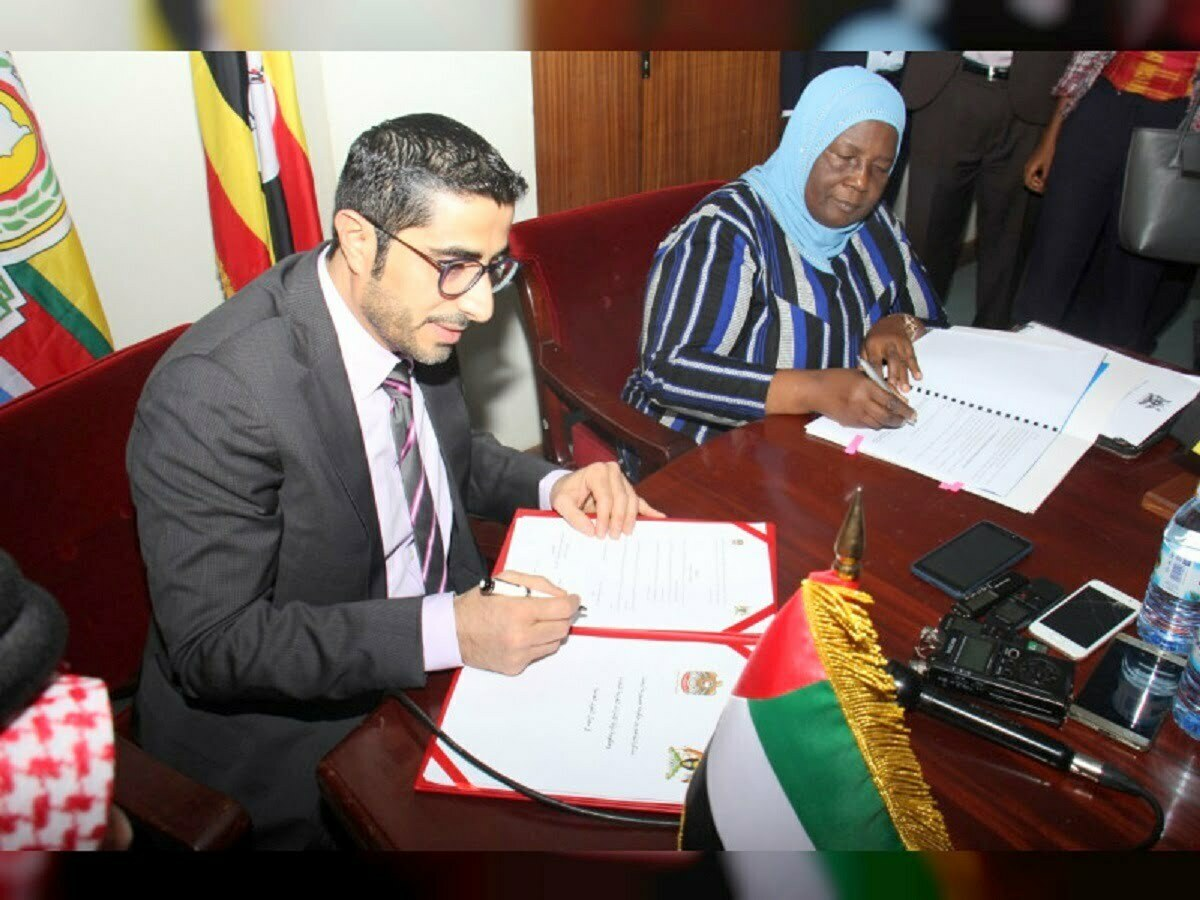 Uganda Signs MoU with UAE to Ease Labour Export
