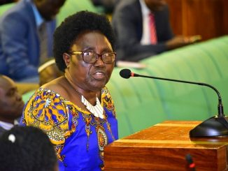 MP Cecilia Ogwal pins Gen. Tumwine on alleged attack