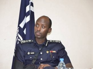 Uganda's Deputy IGP cautions officers against detaining children