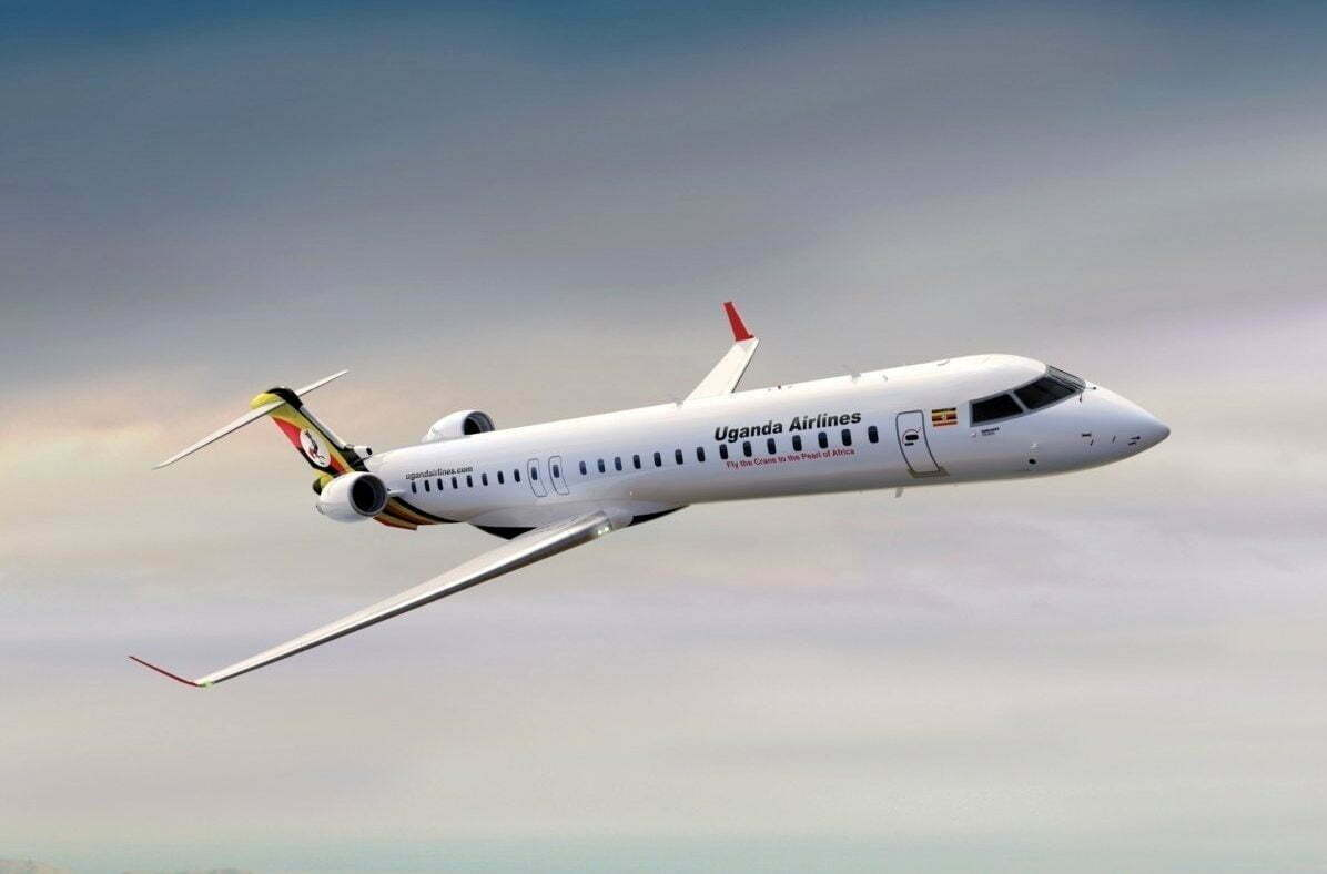 The new Uganda Airlines takes to the skies