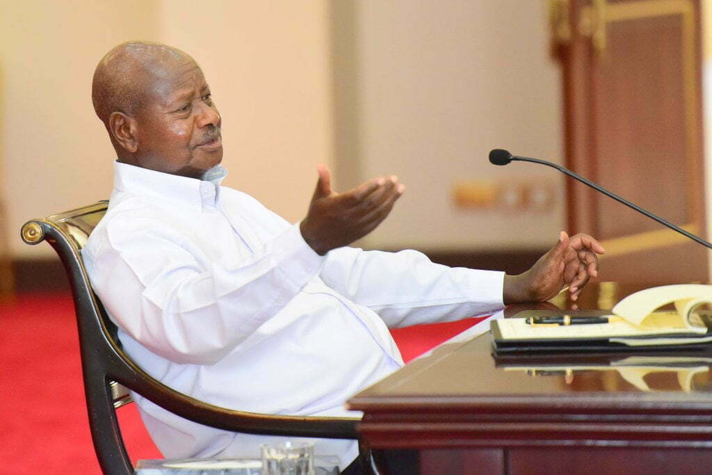 President Museveni speaks on Oil and Gas