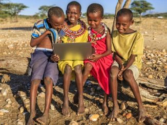 Countries urged to make 'digital world' safer for children