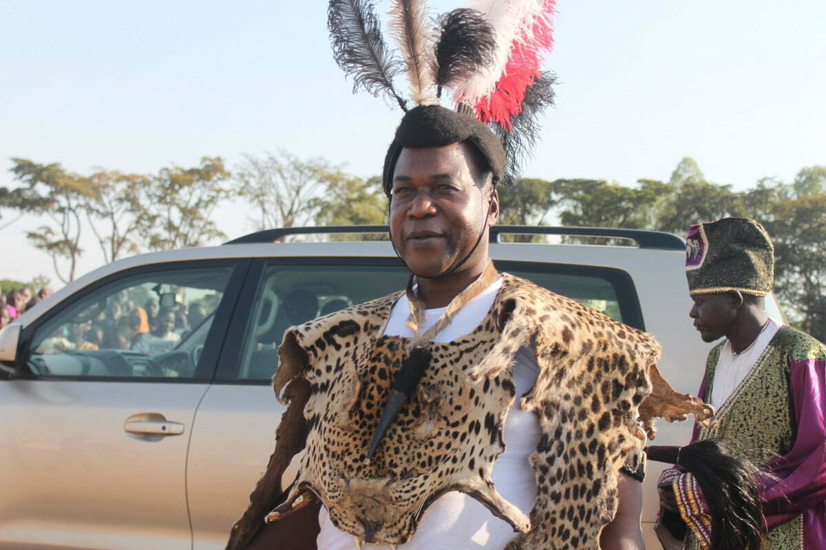 Paramount Chief of Acholi, Rwot David Onen Acana II