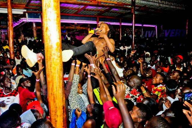 Uganda's entertainment industry