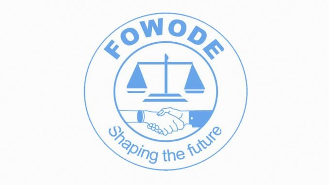 Jobs: Data Analyst - Forum for Women in Democracy (FOWODE)