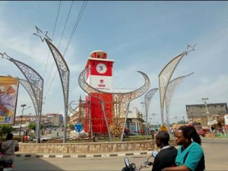 Fresh confusion in Mbarara over roundabout design
