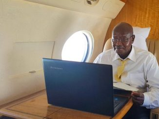 Kasingye defends Museveni for blocking Twitter follower