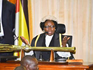 Kadaga demands Kenya's assurance on Uganda's assets