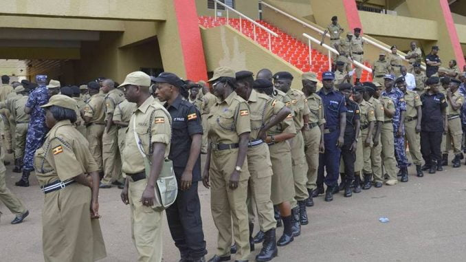 Deputy IGP halts UN job interviews for over 200 Kampala police officers