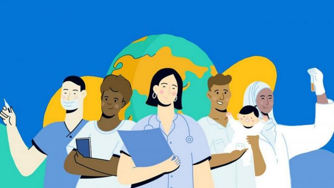 WHO calls on countries to dedicate 2020 to nurses, midwives