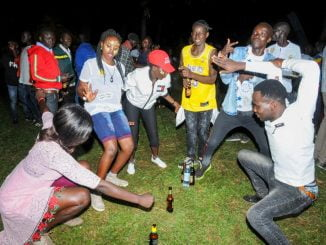 Over 100 teenagers arrested during night parties in Kitgum