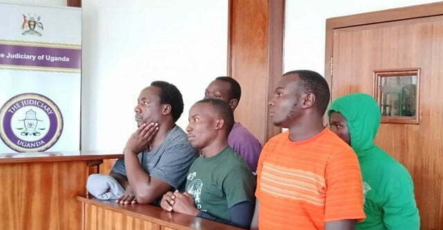 Mbabazi's former bodyguard Christopher Aine pleads guilty to obstructing police