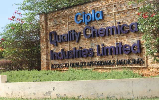 Cipla Quality Chemical Industries Limited