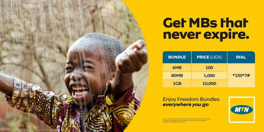 MTN Uganda data expiry freedom