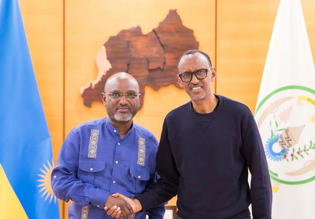 Museveni Sends UN Permanent Representative to Meet Kagame
