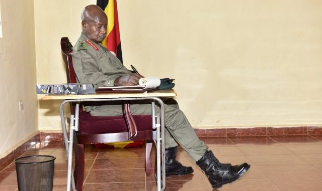 Reviewing President Museveni's 10 point security plan