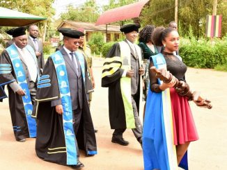 Kyambogo pitches to Museveni Shs 57bn University funding needs