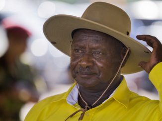 You are not paid to walk - FDC tells President Museveni