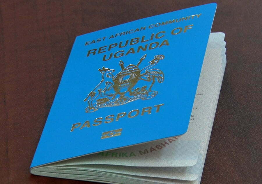 East African Community (EAC) e-passports