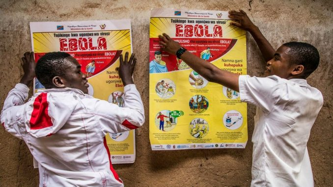 Rukungiri DHO, Treasurer in trouble over Shs 50 million Ebola funds