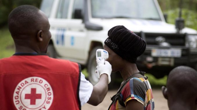 Fear as Uganda Red Cross withdraws Ebola screening volunteers