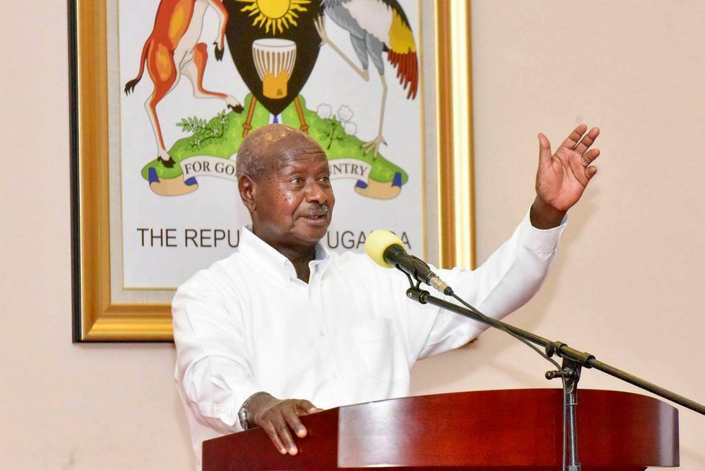 Museveni comments on Arts courses