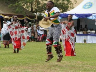 Cultural integration boosts security - General Mbadi