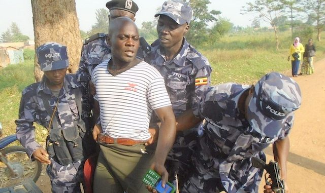 Police blocks FDC anniversary celebrations in Mbale